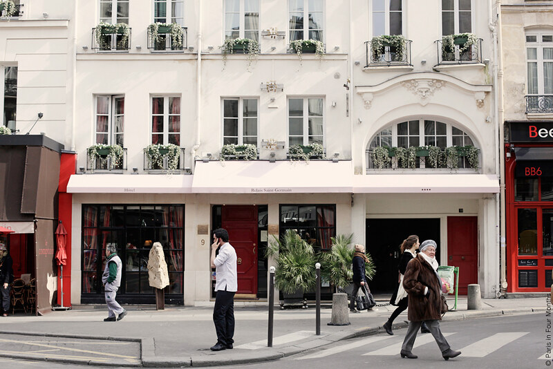 Hôtel Relais Saint-Germain in Paris by Carin Olsson (Paris in Four Months)