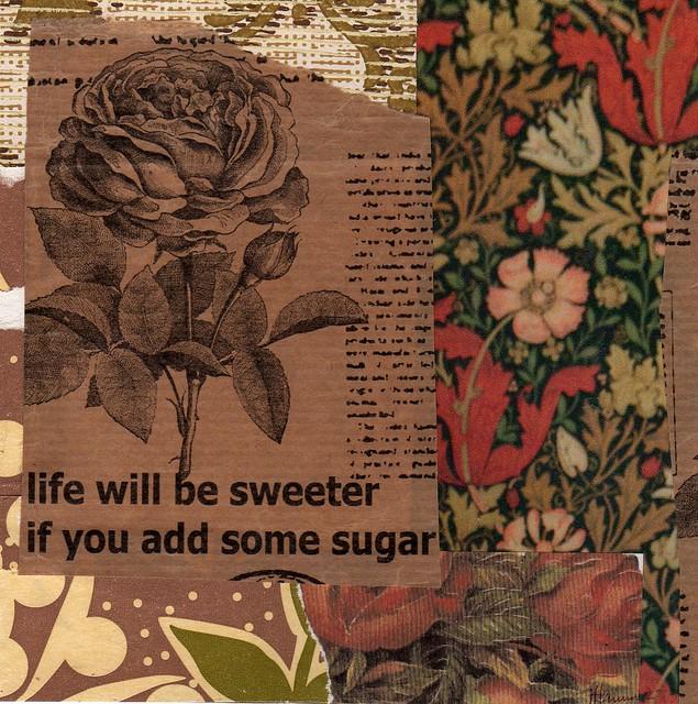 Collage: Add some Sugar