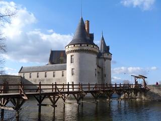 Imagen del Castillo de Sully