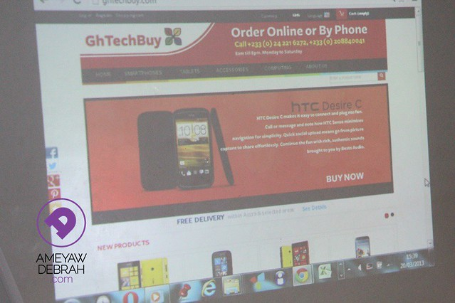 lauch of Ghtechbuy.com