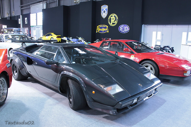 lamborghini countach lp5000 qv 1985 flickr photo sharing. Black Bedroom Furniture Sets. Home Design Ideas