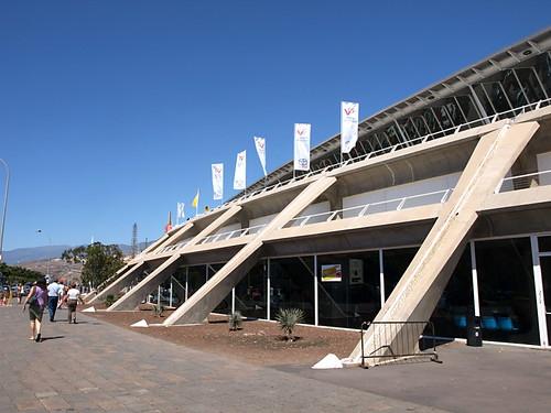 Recinto Ferial, Santa Cruz
