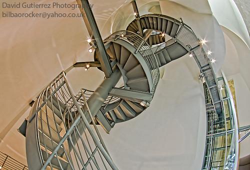 Stairs and Curves by david gutierrez [ www.davidgutierrez.co.uk ]
