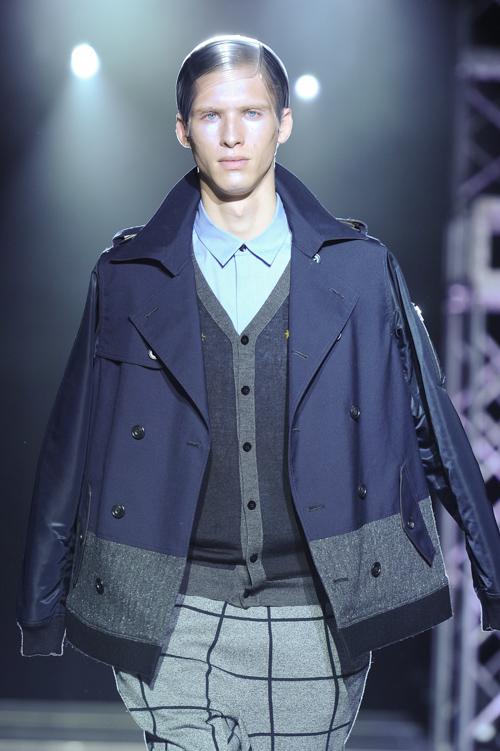 FW13 Tokyo yoshio kubo008_Thomas Aoustet(Fashion Press)