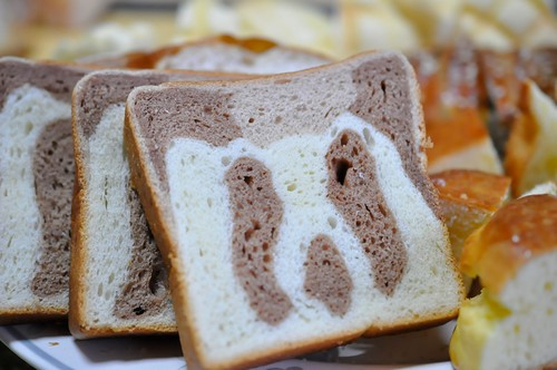 アンデルセン パンダ食パン