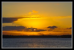 Clontarf Hayes Inlet Sunset-2=