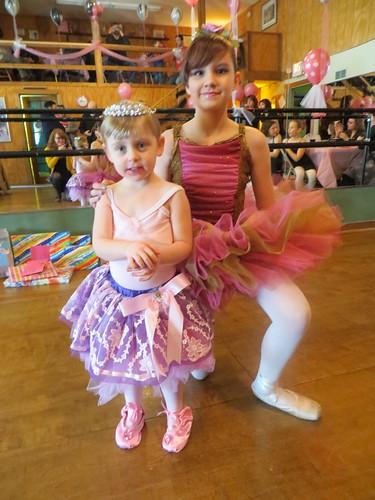 Ballerina Tea Party