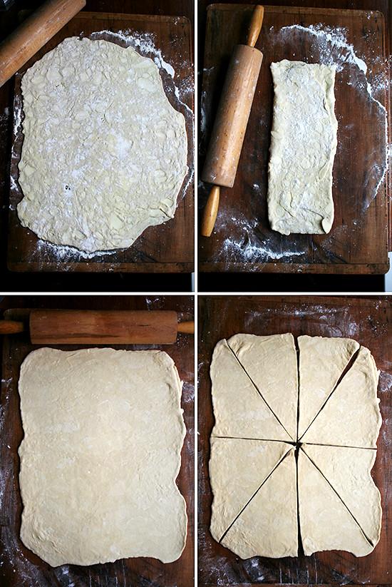 croissant dough
