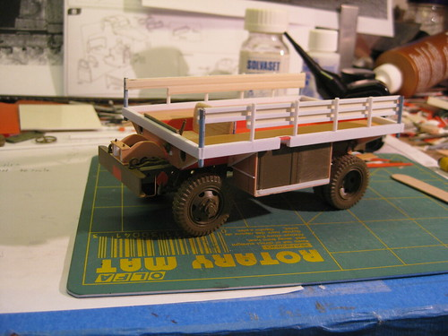 cargo bed sides