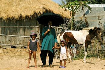 Ruhani, Smita & Rianna