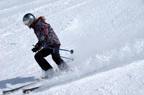 ¡A esquiar!