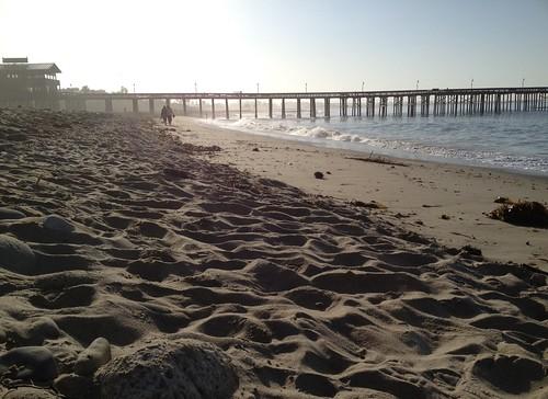 ventura beach walk