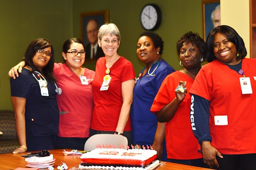FMC RNs celebrate ratification
