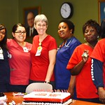 Nurses Welcome First Contract at Two South Florida Hospitals