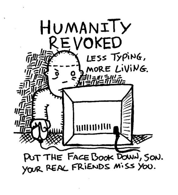 humanity revoked