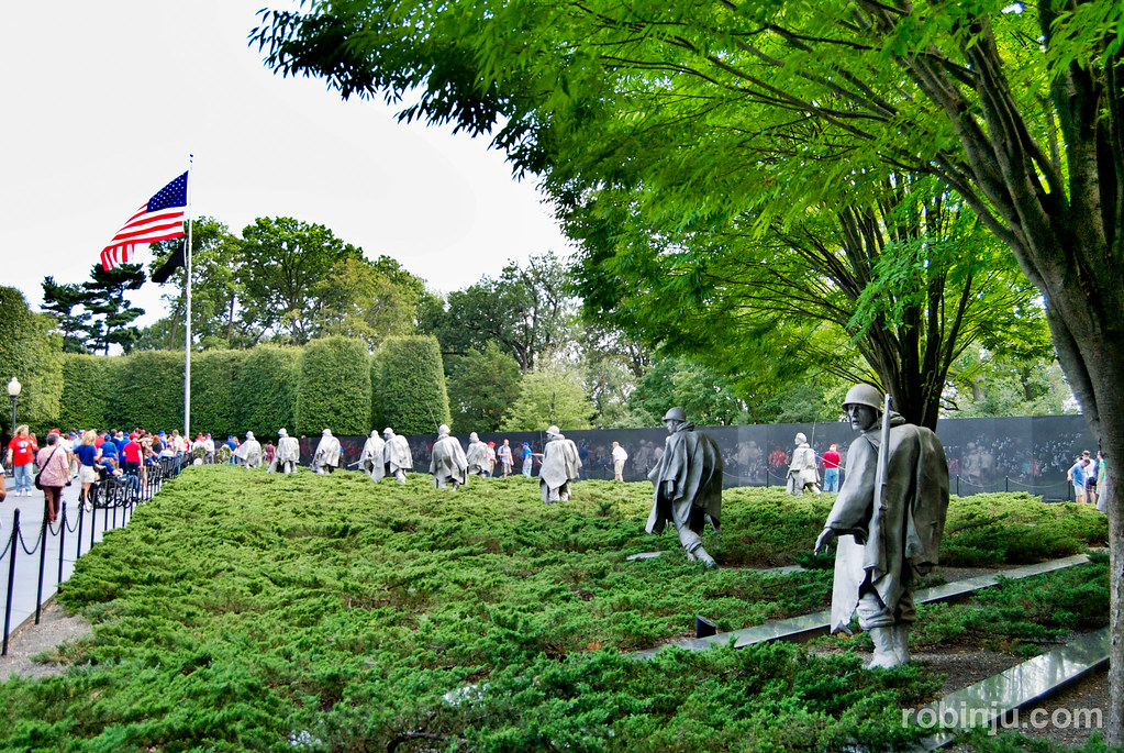Korean War memorial-01