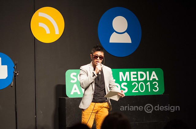 Best Social Video Channel Awards presented by Peter Chao