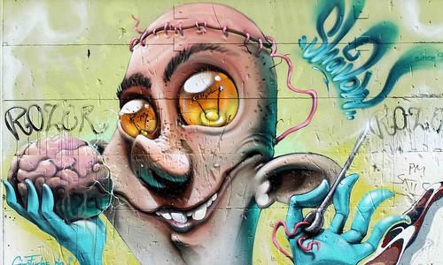 Граффити Берлин0793