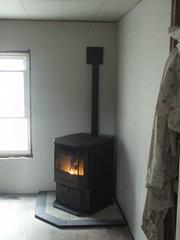 regency pellet stove