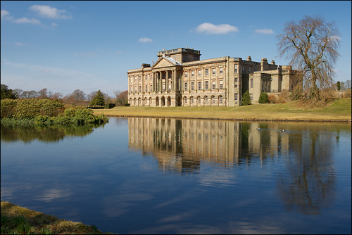 Lyme Park by geospace