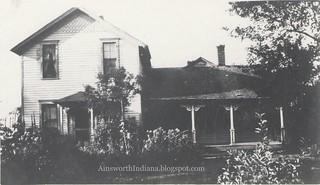 Harms house ca 1915-1938