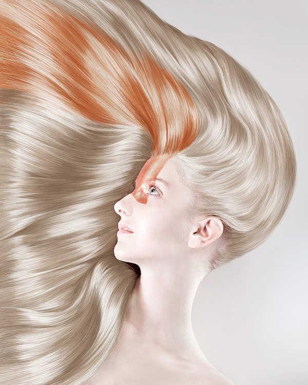 peinados y fotografia