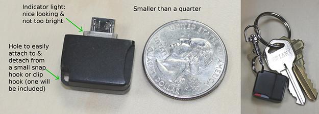 mini microsd reader