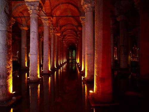Basilica Cistern - 1