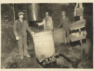 Tar Creek Miners - Skeleton