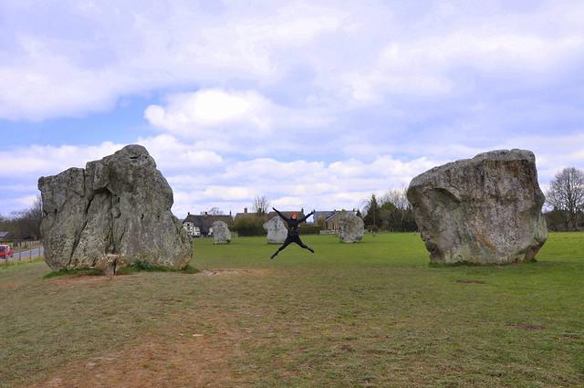 Portal Stones at Avebury