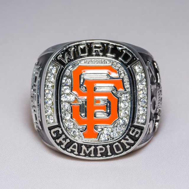 SF Giants 2012 Replica Ring