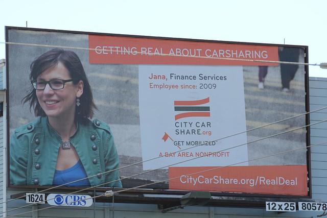 City Car Share - Bay Area San Francisco