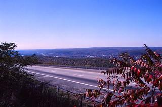 Pennsylvania   -   Overlook near Scranton    -   21 October 1983