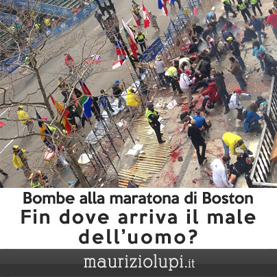 Bombe alla maratona di Boston