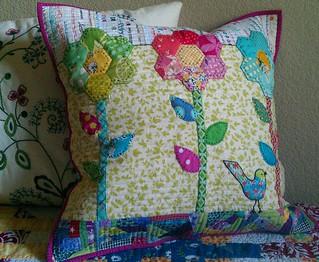 Pillow for Beca.