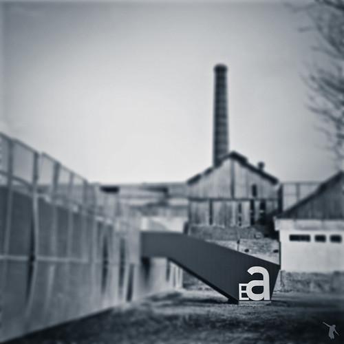bw white black france stairs de la brittany noir factory view bretagne nb et loire pays blanc vue dart escalier beaulieu nantes ville usine île atlantique naoned dhistoire