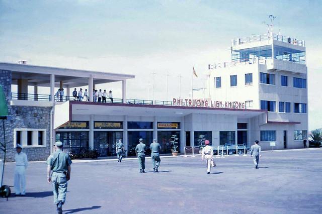 Dalat - Lien Khuong Airfield