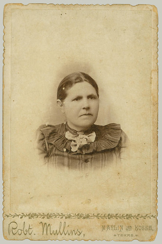 Portrait Cabinet Card