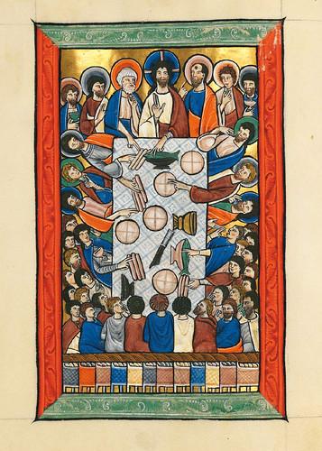 013-Salterio dorado de Múnich-1200-1225 d.C- Biblioteca Estatal de Baviera (BSB)