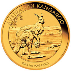 Perth Mint Gold Bullion Sales Rise in March