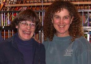 Liz and Ann 2003