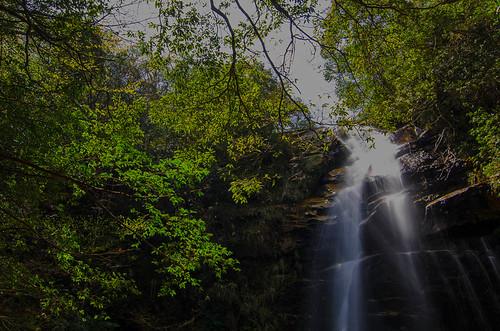 new longexposure green leaves japan waterfall 日本 shimane 滝 長時間露光 新緑 島根県 邑智郡 赤馬滝