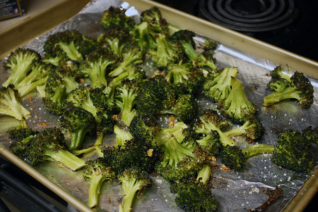 Blasted Broccoli 3