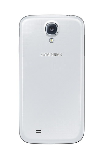 Samsung Galaxy S4 (White Frost) - Back