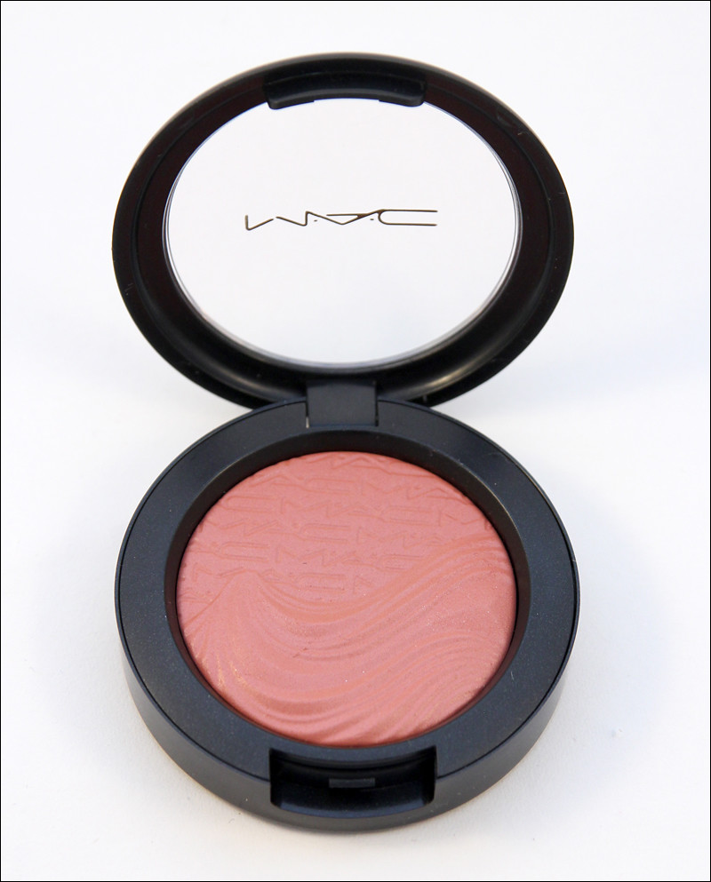 MAC Fiery impact extra dimension blush1