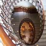 Stair case Casa Museo Modernista in Novelda
