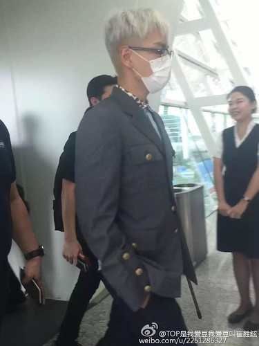 more BIGBANG arrival Shenzhen 2015-08-07 (58)