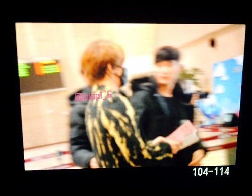 Big Bang - Gimpo Airport - 27feb2015 - Dae Sung - pippi_G - 04