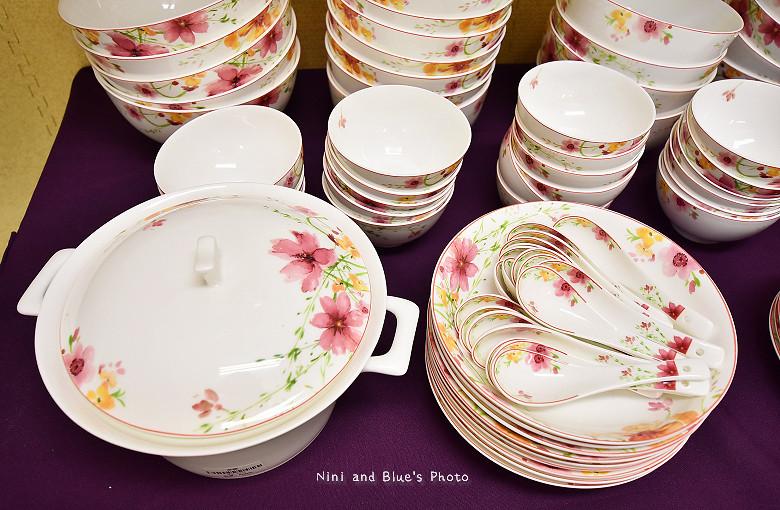 台韓實業台中骨瓷餐具批發杯盤日本碗盤26