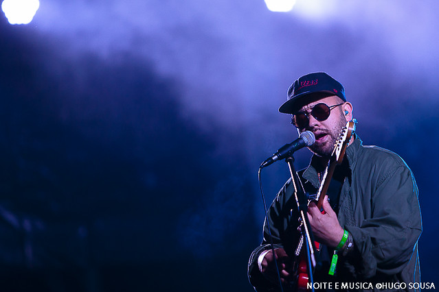Unknown Mortal Orchestra - Vodafone Paredes de Coura '16